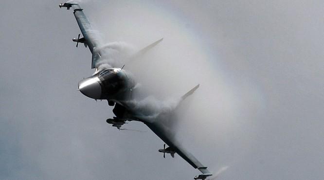 """Nga tung hoành chiến trường Syria nhờ """"móng vuốt"""" mới ảnh 2"""