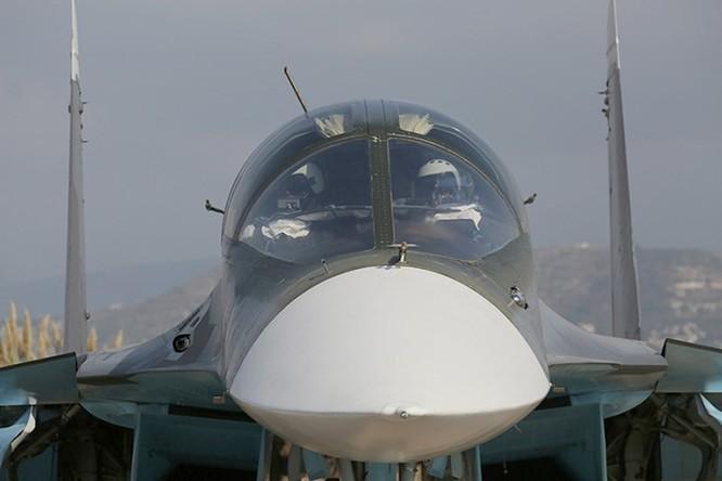 """""""Thú mỏ vịt"""" Su-34 tác chiến ở Syria thu hút Việt Nam và nhiều nước ảnh 5"""