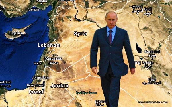 Putin dội bom Syria và cuộc chiến giá dầu ảnh 2