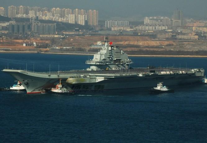 Trung Quốc mưu toan triển khai 2 tàu sân bay ở Hải Nam phục vụ âm mưu độc chiếm Biển Đông