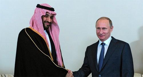 Putin và 4 thông điệp từ chiến dịch quân sự tại Syria ảnh 1