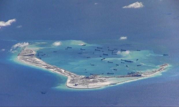 Washington tuyên bố tiếp tục tuần tra biển Đông, Trung Quốc triệu đại sứ Mỹ ảnh 1