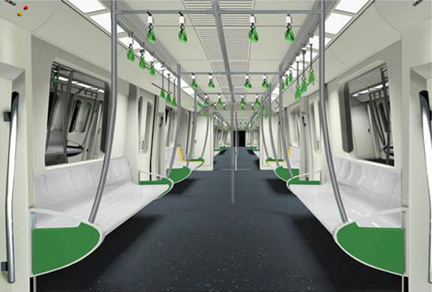 Trưng bày, lấy ý kiến mẫu tàu đường sắt Cát Linh - Hà Đông ảnh 1