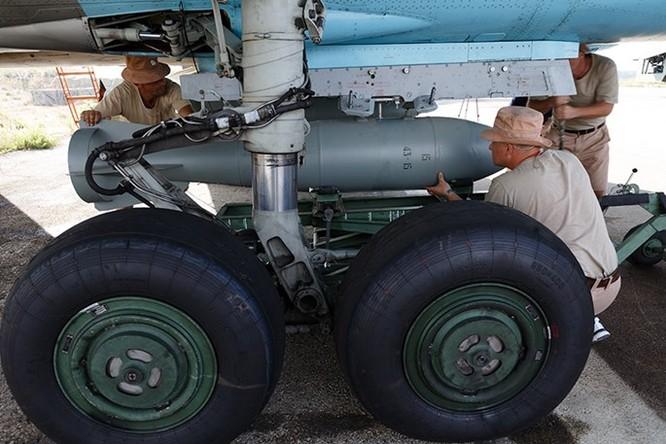 Nga tốn 2,5 triệu USD/ngày cho chiến dịch quân sự tại Syria ảnh 2