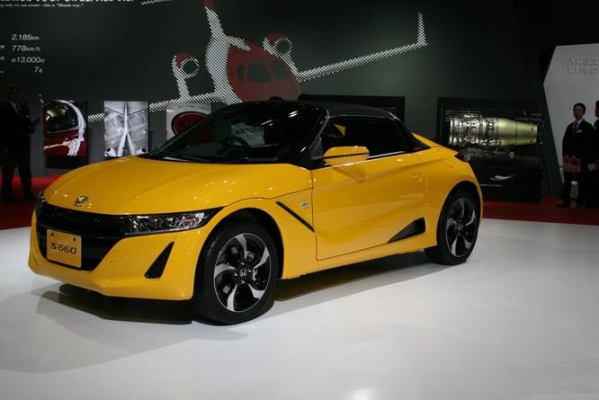 Lác mắt với dàn xe siêu khủng tại Tokyo Motor Show ảnh 11