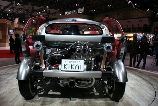 Lác mắt với dàn xe siêu khủng tại Tokyo Motor Show ảnh 14