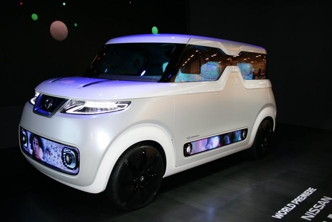 Lác mắt với dàn xe siêu khủng tại Tokyo Motor Show ảnh 15