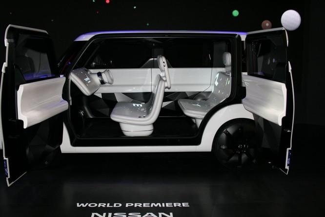Lác mắt với dàn xe siêu khủng tại Tokyo Motor Show ảnh 16