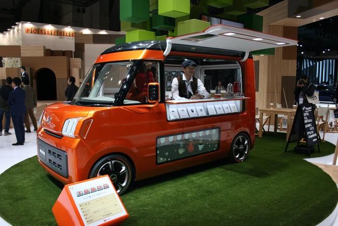 Lác mắt với dàn xe siêu khủng tại Tokyo Motor Show ảnh 19