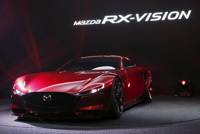 Lác mắt với dàn xe siêu khủng tại Tokyo Motor Show ảnh 1