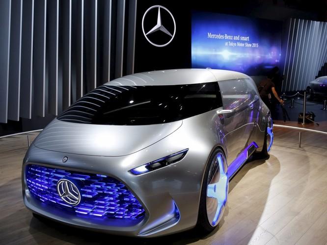 Lác mắt với dàn xe siêu khủng tại Tokyo Motor Show ảnh 21