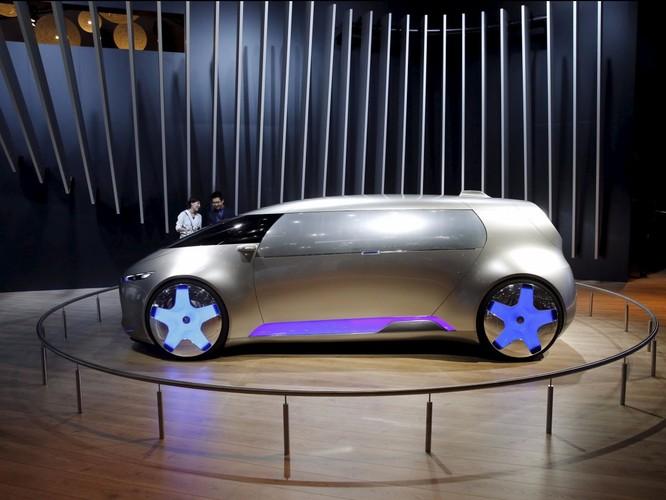 Lác mắt với dàn xe siêu khủng tại Tokyo Motor Show ảnh 22