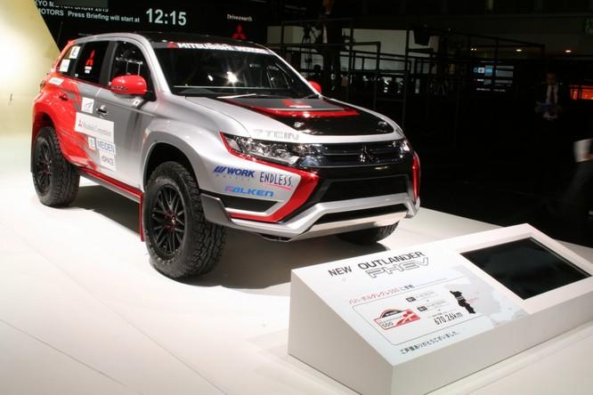 Lác mắt với dàn xe siêu khủng tại Tokyo Motor Show ảnh 32
