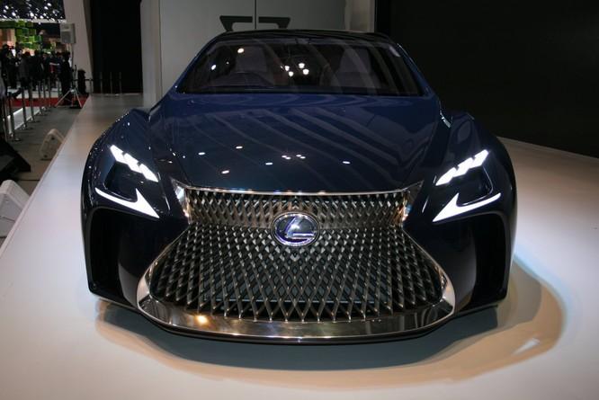 Lác mắt với dàn xe siêu khủng tại Tokyo Motor Show ảnh 37
