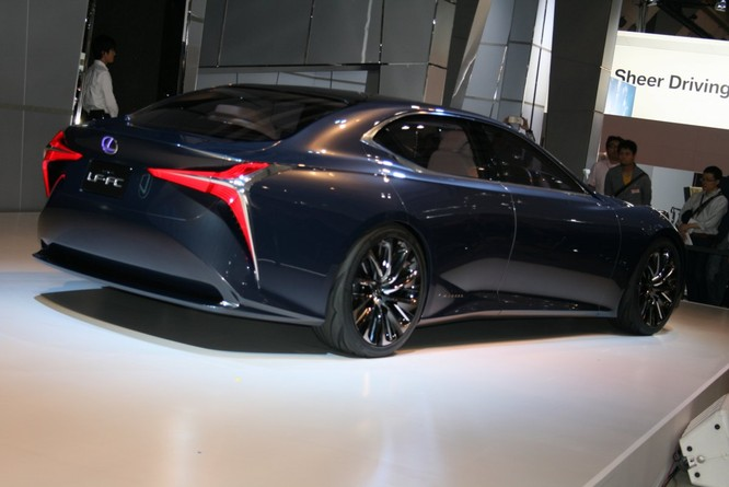 Lác mắt với dàn xe siêu khủng tại Tokyo Motor Show ảnh 38