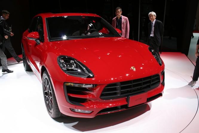 Lác mắt với dàn xe siêu khủng tại Tokyo Motor Show ảnh 39