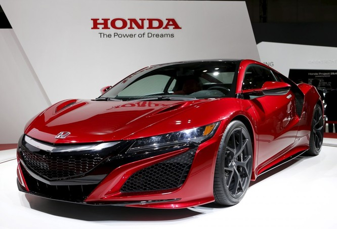 Lác mắt với dàn xe siêu khủng tại Tokyo Motor Show ảnh 3