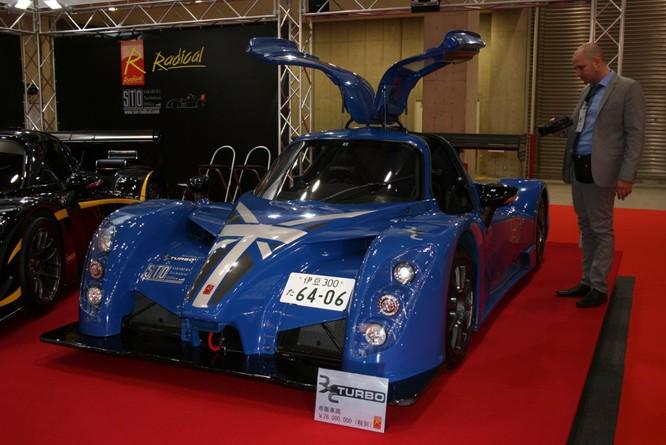 Lác mắt với dàn xe siêu khủng tại Tokyo Motor Show ảnh 41