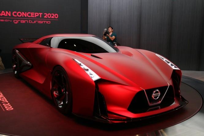 Lác mắt với dàn xe siêu khủng tại Tokyo Motor Show ảnh 4
