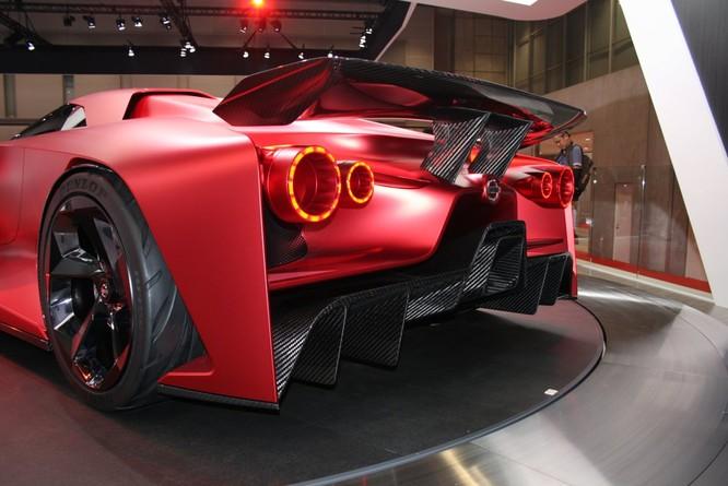 Lác mắt với dàn xe siêu khủng tại Tokyo Motor Show ảnh 5