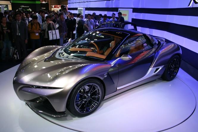 Lác mắt với dàn xe siêu khủng tại Tokyo Motor Show ảnh 7