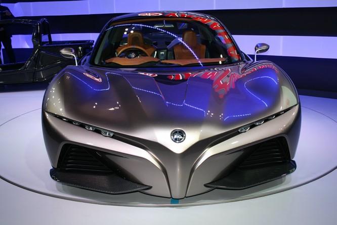 Lác mắt với dàn xe siêu khủng tại Tokyo Motor Show ảnh 8