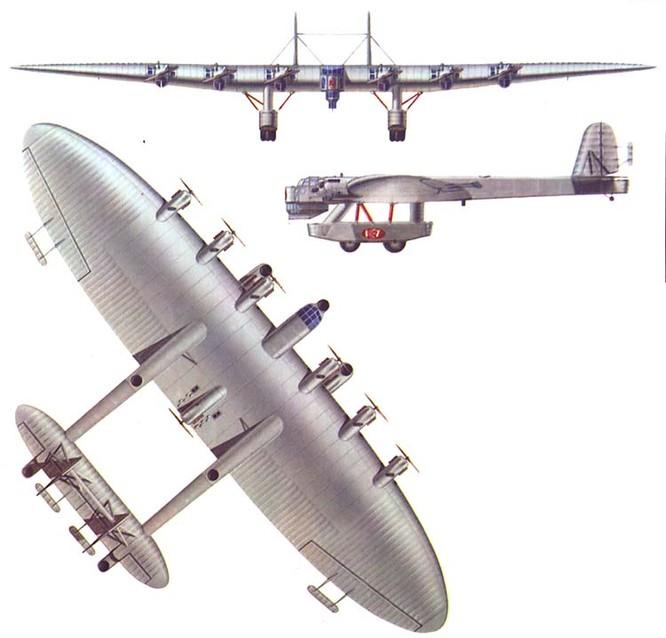 """Sốc với """"pháo đài bay"""" khổng lồ tuyệt mật của Nga ảnh 9"""