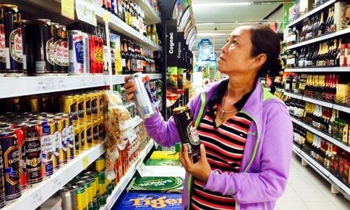 Đại gia bia ngoại tăng tốc chiếm thị phần tại Việt Nam ảnh 1