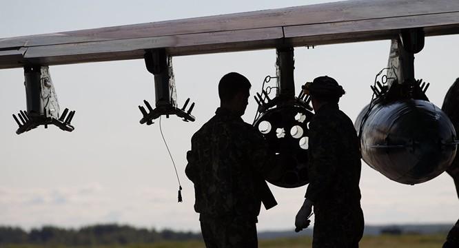 Quân đội Nga tác chiến chống khủng bố tại chiến trường Syria