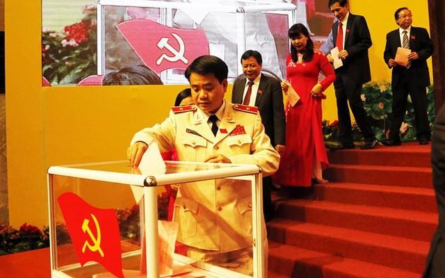 Giám đốc Công an Nguyễn Đức Chung làm Phó Bí thư Thành ủy Hà Nội ảnh 2