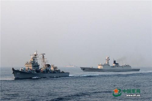 Trung Quốc liên tục tập trận, răn đe vũ lực trên Biển Đông ảnh 2