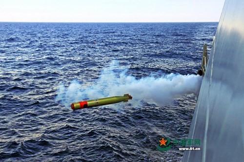 Trung Quốc liên tục tập trận, răn đe vũ lực trên Biển Đông ảnh 5