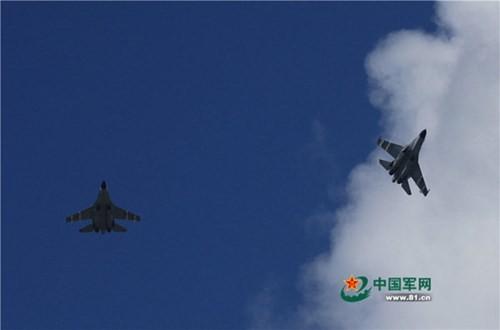 Trung Quốc liên tục tập trận, răn đe vũ lực trên Biển Đông ảnh 6