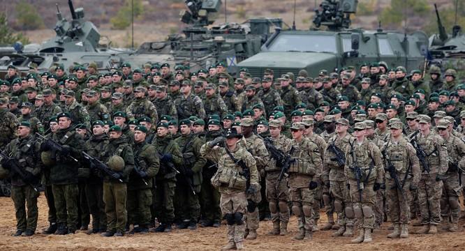 Quân đội NATO tập trận