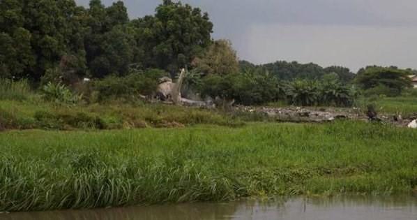 Máy bay Nga lại gặp nạn ở Nam Sudan, 40 người thiệt mạng ảnh 1