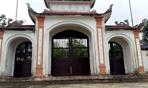 Gia thế của dòng họ Phan Huy, nơi ông Ban Ki Moon ghé thăm ảnh 1