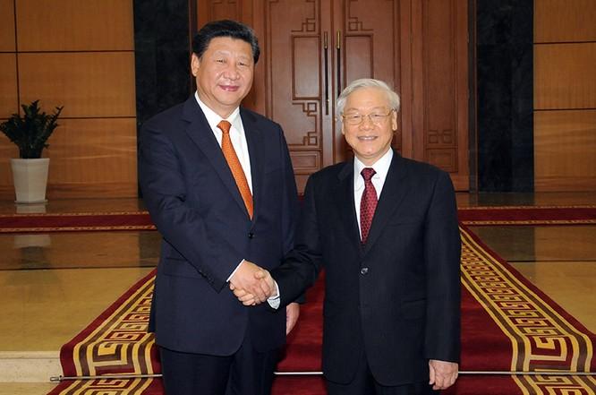 Việt Nam đề nghị Trung Quốc không quân sự hóa Biển Đông ảnh 1