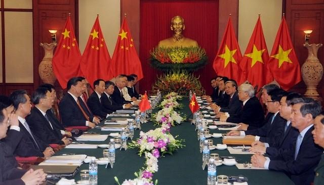 Việt Nam đề nghị Trung Quốc không quân sự hóa Biển Đông ảnh 2