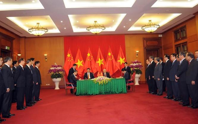 Việt Nam đề nghị Trung Quốc không quân sự hóa Biển Đông ảnh 4