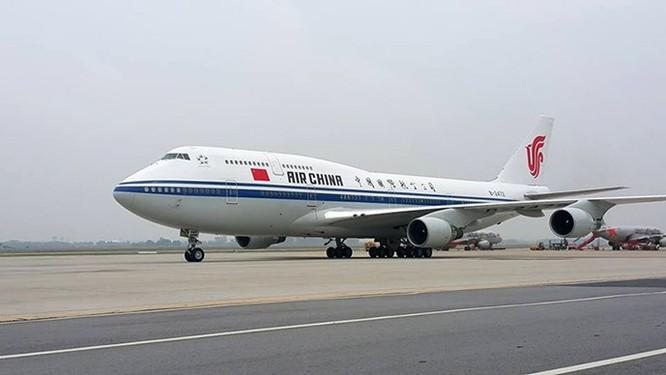 Ông Tập Cận Bình phát biểu gì khi tới sân bay Nội Bài? ảnh 1