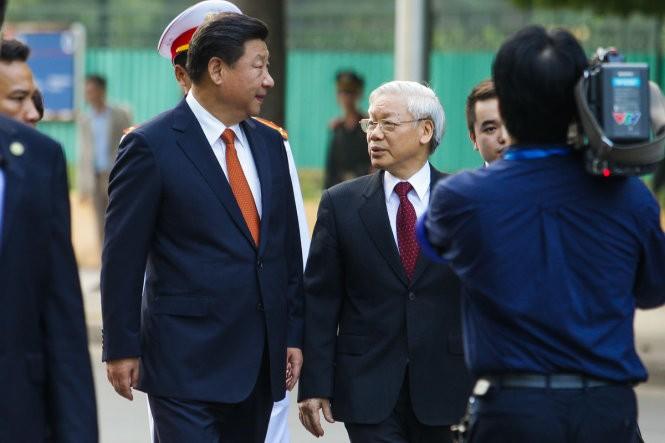 Việt Nam đề nghị Trung Quốc không quân sự hóa Biển Đông ảnh 13