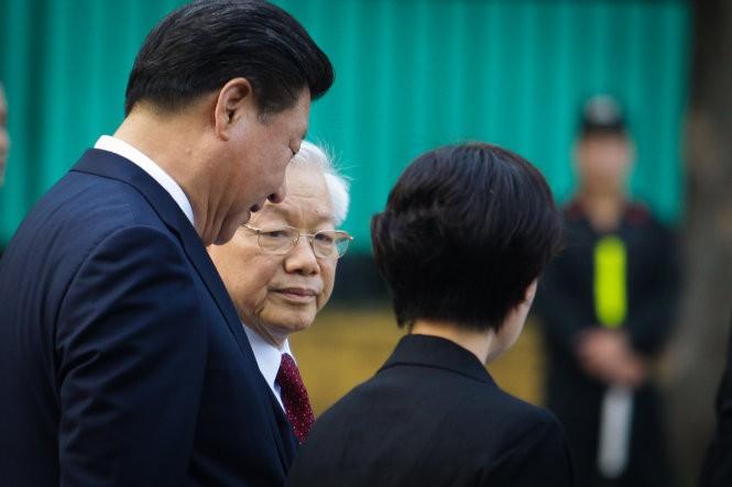 Việt Nam đề nghị Trung Quốc không quân sự hóa Biển Đông ảnh 12