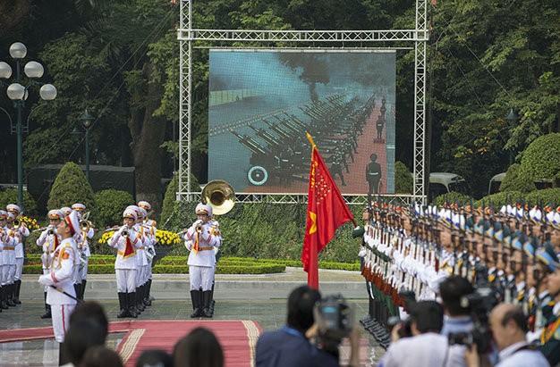 Việt Nam đề nghị Trung Quốc không quân sự hóa Biển Đông ảnh 5