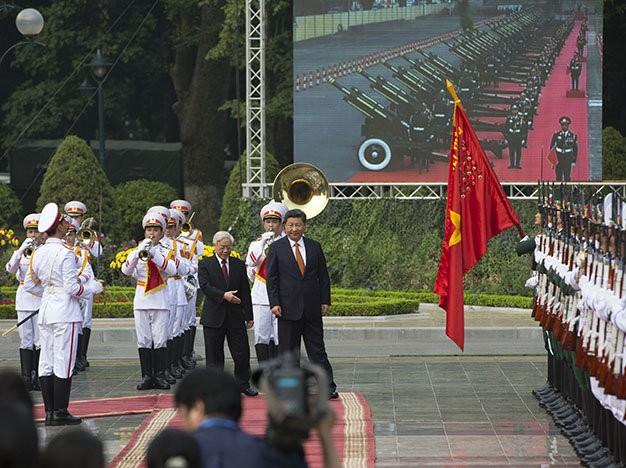 Việt Nam đề nghị Trung Quốc không quân sự hóa Biển Đông ảnh 6