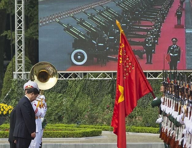 Việt Nam đề nghị Trung Quốc không quân sự hóa Biển Đông ảnh 7