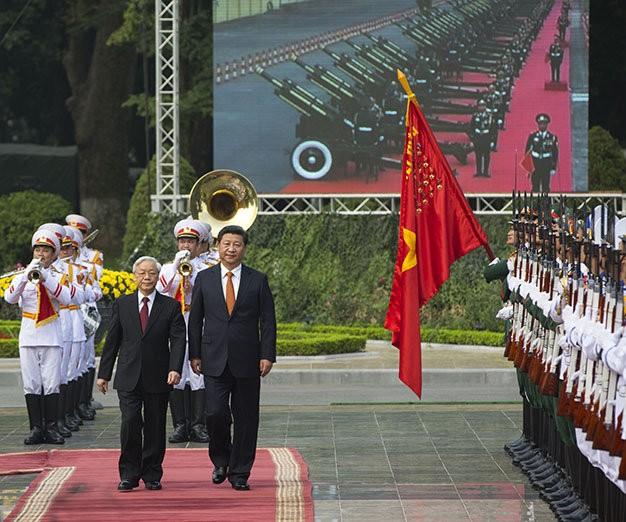 Việt Nam đề nghị Trung Quốc không quân sự hóa Biển Đông ảnh 8