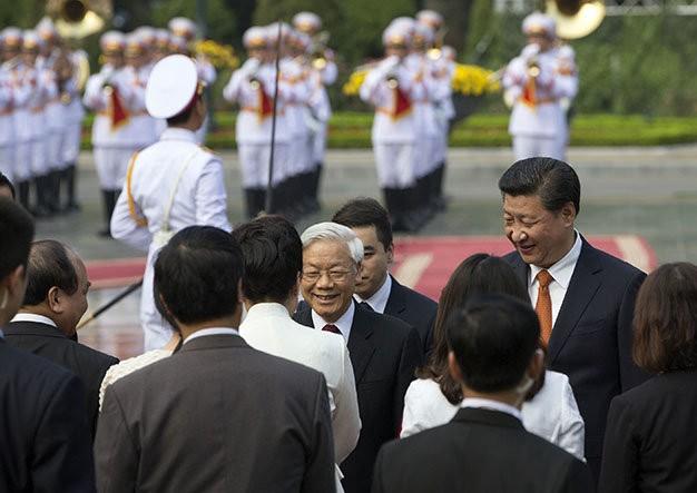 Việt Nam đề nghị Trung Quốc không quân sự hóa Biển Đông ảnh 9