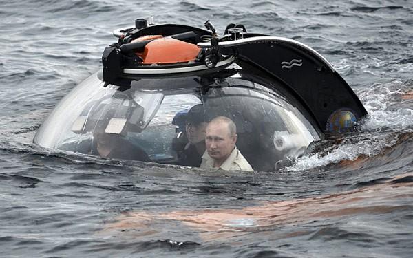 """Putin """"quyền lực nhất"""" thế giới và những khoảnh khắc sức mạnh ảnh 12"""