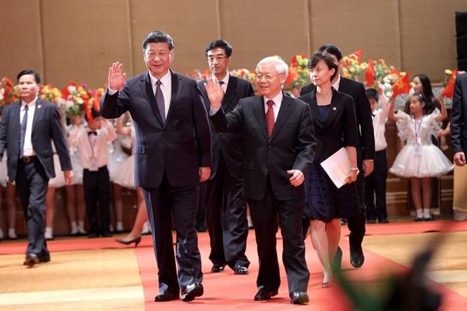 'Trung Quốc không chấp nhận cường quốc xưng bá chủ' ảnh 1