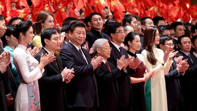 'Trung Quốc không chấp nhận cường quốc xưng bá chủ' ảnh 10